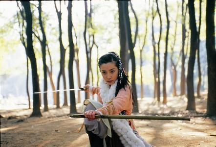 《长剑相思》李冰冰扮演凤儿